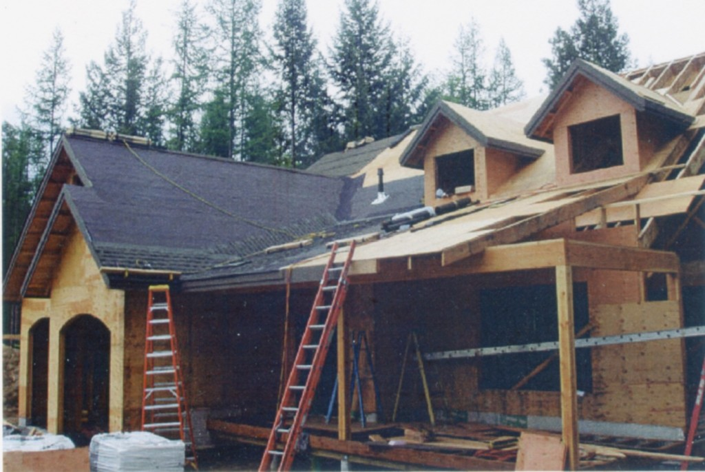 North Idaho Roofing Contractor serving Laclede, Idaho